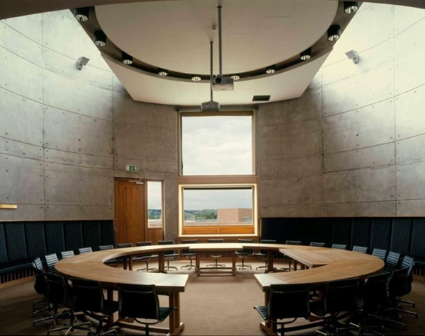 Administration Building board room