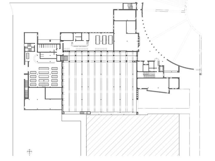 Student Centre Plan